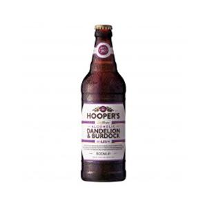 Hoopers Dandelion & Burdock 4.0% 12x500ml