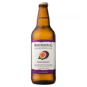 Rekorderlig Passion Fruit 4.0% 15x500ml