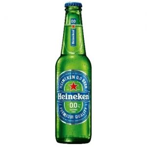 Heineken 0.0 Non Alcoholic Beer 0.0% 24x330ml