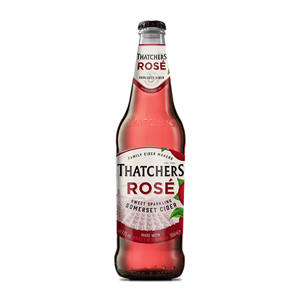 Thatchers Rose Cider 4.0% 6x500ml
