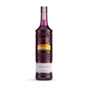 JJ Whitley Plum & Ginger Gin 70cl